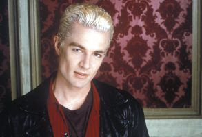 No Merchandising. Editorial Use Only. No Book Cover Usage.Mandatory Credit: Photo by Kuaku Alston/Kobal/REX/Shutterstock (5856825a)James MarstersJames Marsters - 2000TV PortraitBuffy The Vampire Slayer