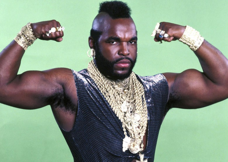 "Mr. T, ""The A-Team"""