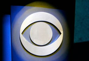 "Taken Jan. 9, 2007 shows the CBS logo in Las Vegas. CBS on sued ABC to stop an upcoming reality show that CBS claims is being developed in violation of its copyrights and with secrets obtained from the long-running reality show ""Big BrotherReality TV Glass House Controversey, LAS VEGAS, USA"