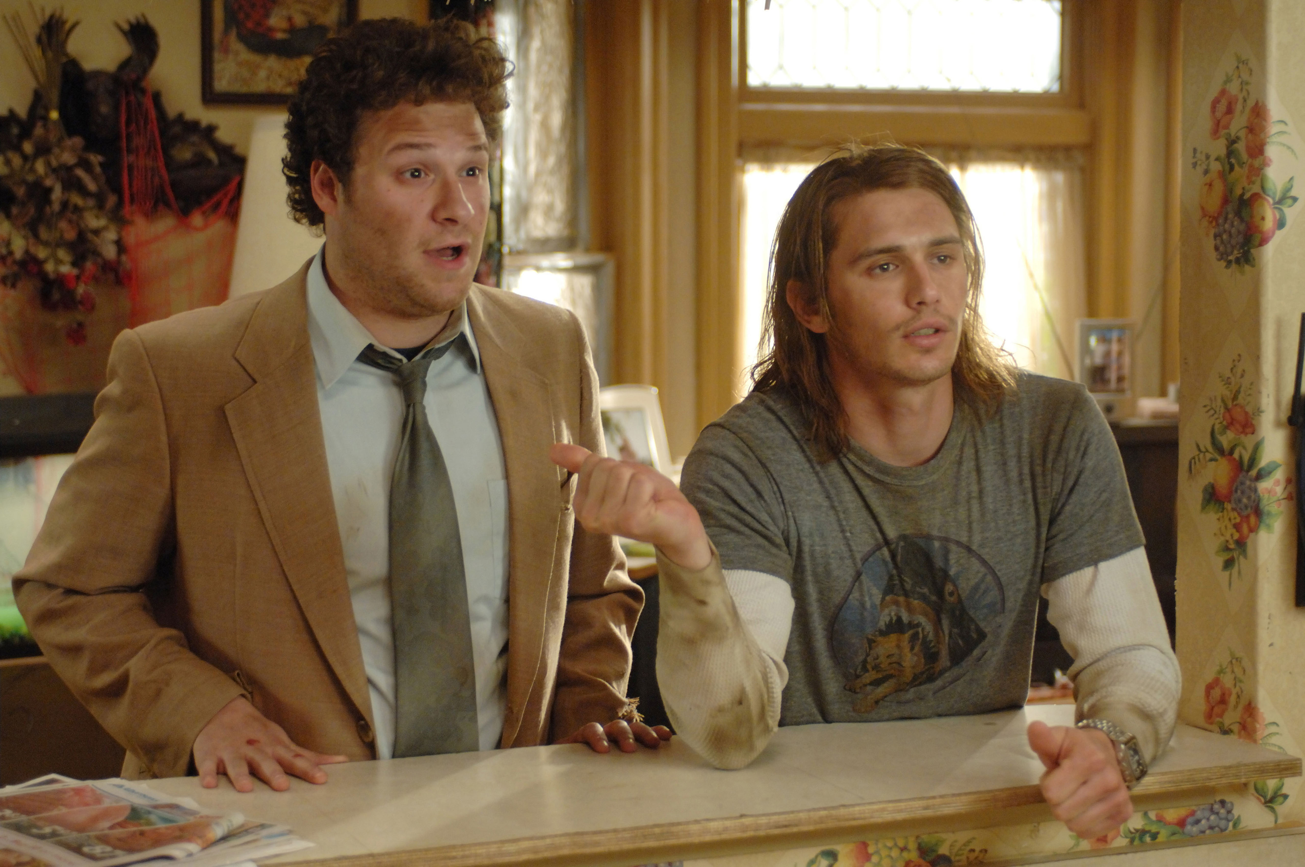 'Pineapple Express' 10th Anniversary: Seth Rogen Rolled 100 Joints for the Movie and 16 More Facts You Don't Know
