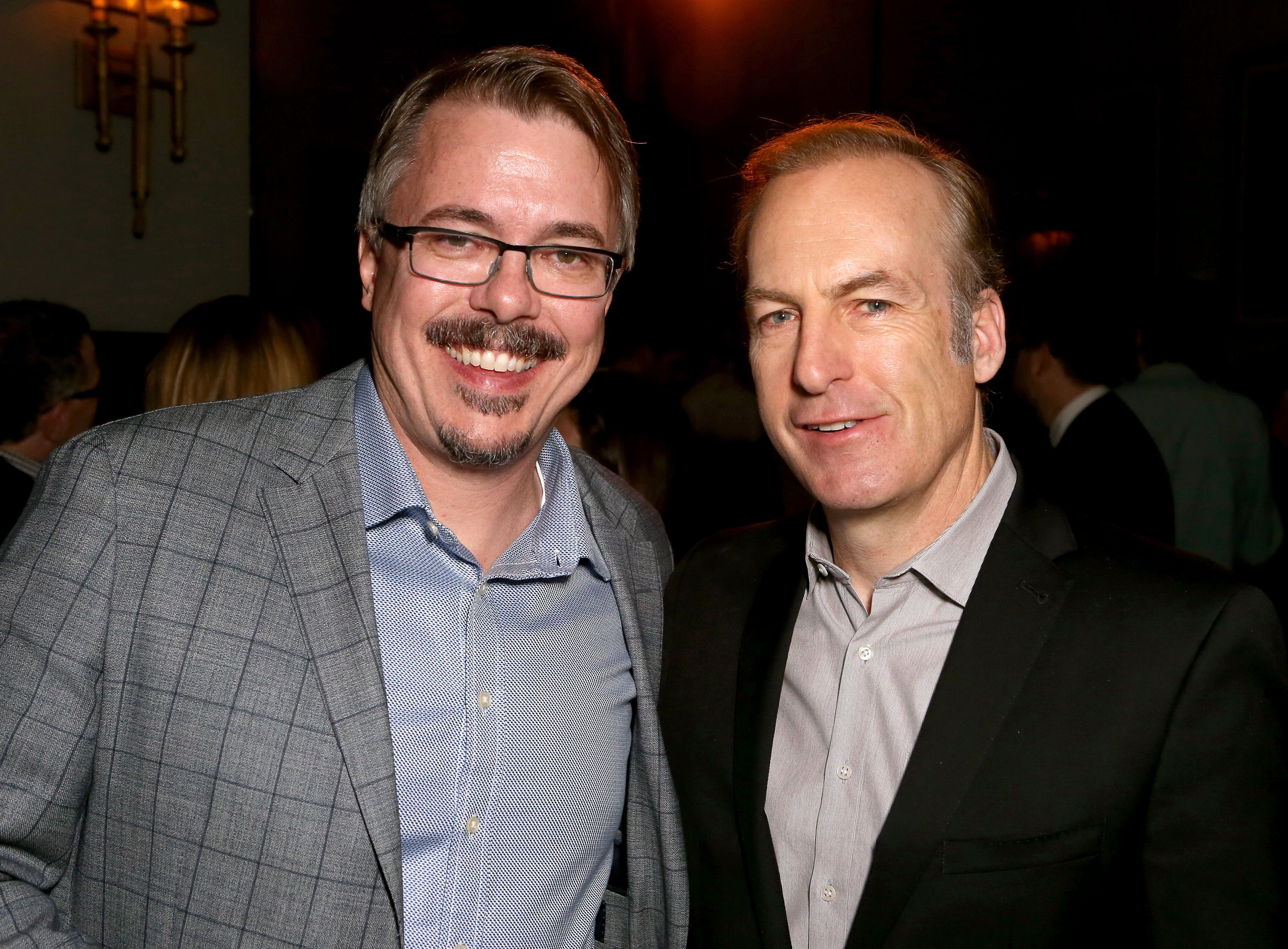 Bob Odenkirk and Vince Gilligan On How Better Call Saul Might