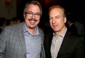 Vince Gilligan and Bob Odenkirk'Better Call Saul' TV series season 3 premiere, After Party, Los Angeles, USA - 28 Mar 2017