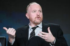 "Co-creator/executive producer Louis C.K. participates in the ""Baskets"" panel at the FX Networks Winter TCA, in Pasadena, Calif2016 Winter TCA - FX Networks, Pasadena, USA"