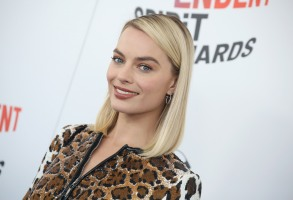Margot Robbie33rd Film Independent Spirit Awards, Arrivals, Los Angeles, USA - 03 Mar 2018