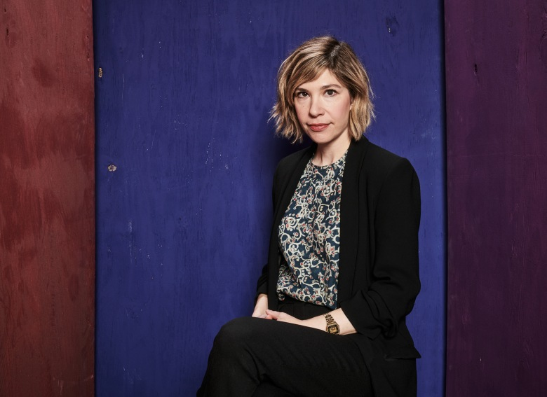 Carrie BrownsteinThe Contenders Emmys presented by Deadline Hollywood, Portrait Studio, Los Angeles, USA - 15 Apr 2018