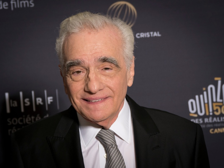 Martin Scorsese Carrosse d'Or Gala Dinner