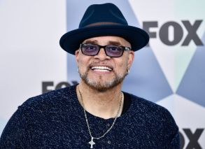 Sinbad attends the Fox Networks Group 2018 programming presentation after party at Wollman Rink in Central Park, in New York2018 Fox Networks Group Upfront, New York, USA - 14 May 2018