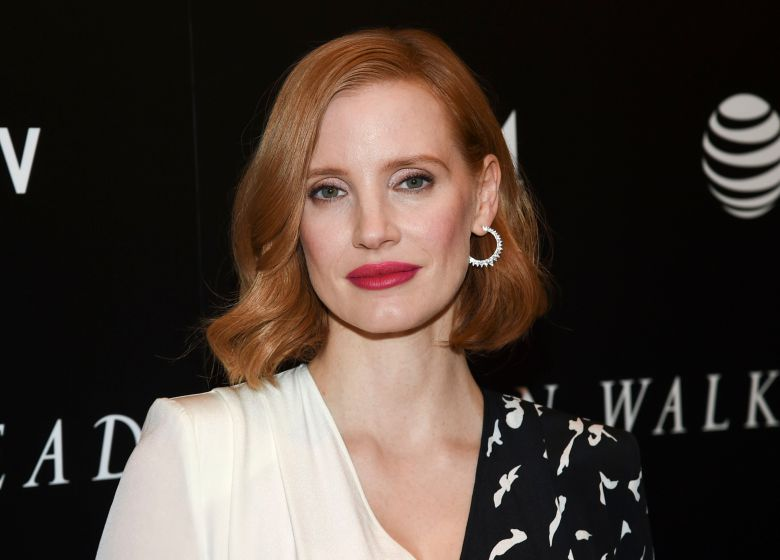 "Jessica Chastain attends a special screening of ""Woman Walks Ahead"" at The Whitby Hotel, in New YorkNY Special Screening of ""Woman Walks Ahead"", New York, USA - 26 Jun 2018"