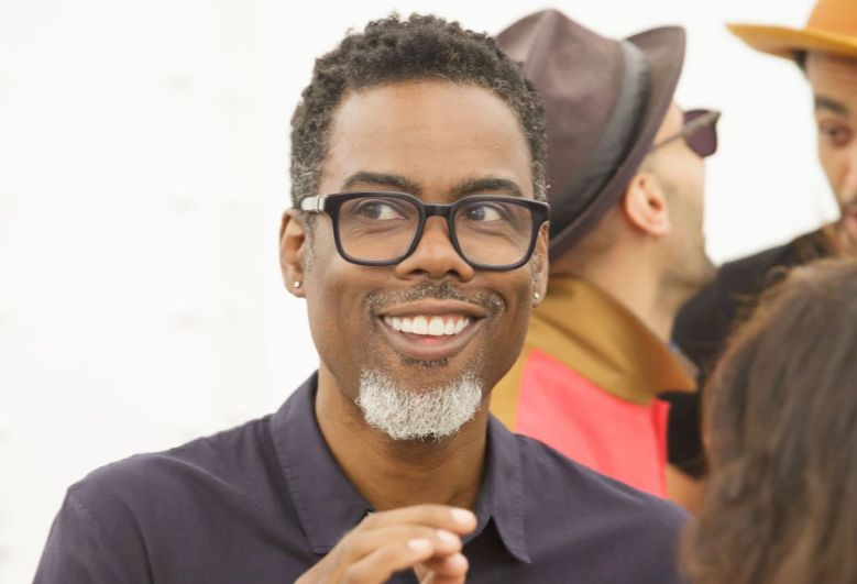 Exclusive All RoundMandatory Credit: Photo by Max Lakner/BFA/REX/Shutterstock (9729487u)Chris Rock'JR: Horizontal' and 'Aloalo, Mahafaly sculptures of the Efiaimbelos' private preview and party at Perrotin, New York, USA - 27 Jun 2018