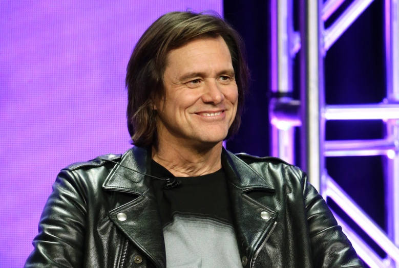 "Jim Carrey, executive producer, speaks at the ""Kidding"" Panel at Showtime TCA Summer Press Tour 2018Showtime TCA Summer Press Tour 2018 at The Beverly Hilton, Beverly Hills, CA, USA - 6 August 2018"