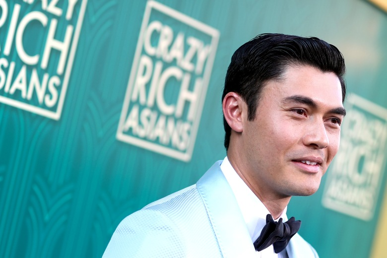 Henry Golding'Crazy Rich Asians' film premiere, Arrivals, Los Angeles, USA - 07 Aug 2018