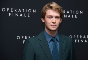 """Joe Alwyn attends the premiere of """"Operation Finale"""" at the Walter Reade Theater, in New YorkNY Premiere of """"Operation Finale"""", New York, USA - 16 Aug 2018"""