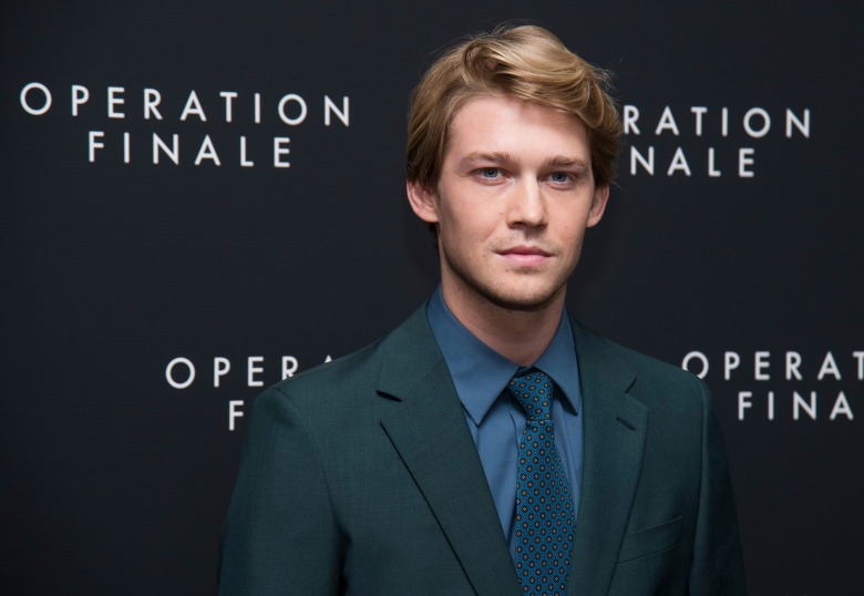 "Joe Alwyn attends the premiere of ""Operation Finale"" at the Walter Reade Theater, in New YorkNY Premiere of ""Operation Finale"", New York, USA - 16 Aug 2018"