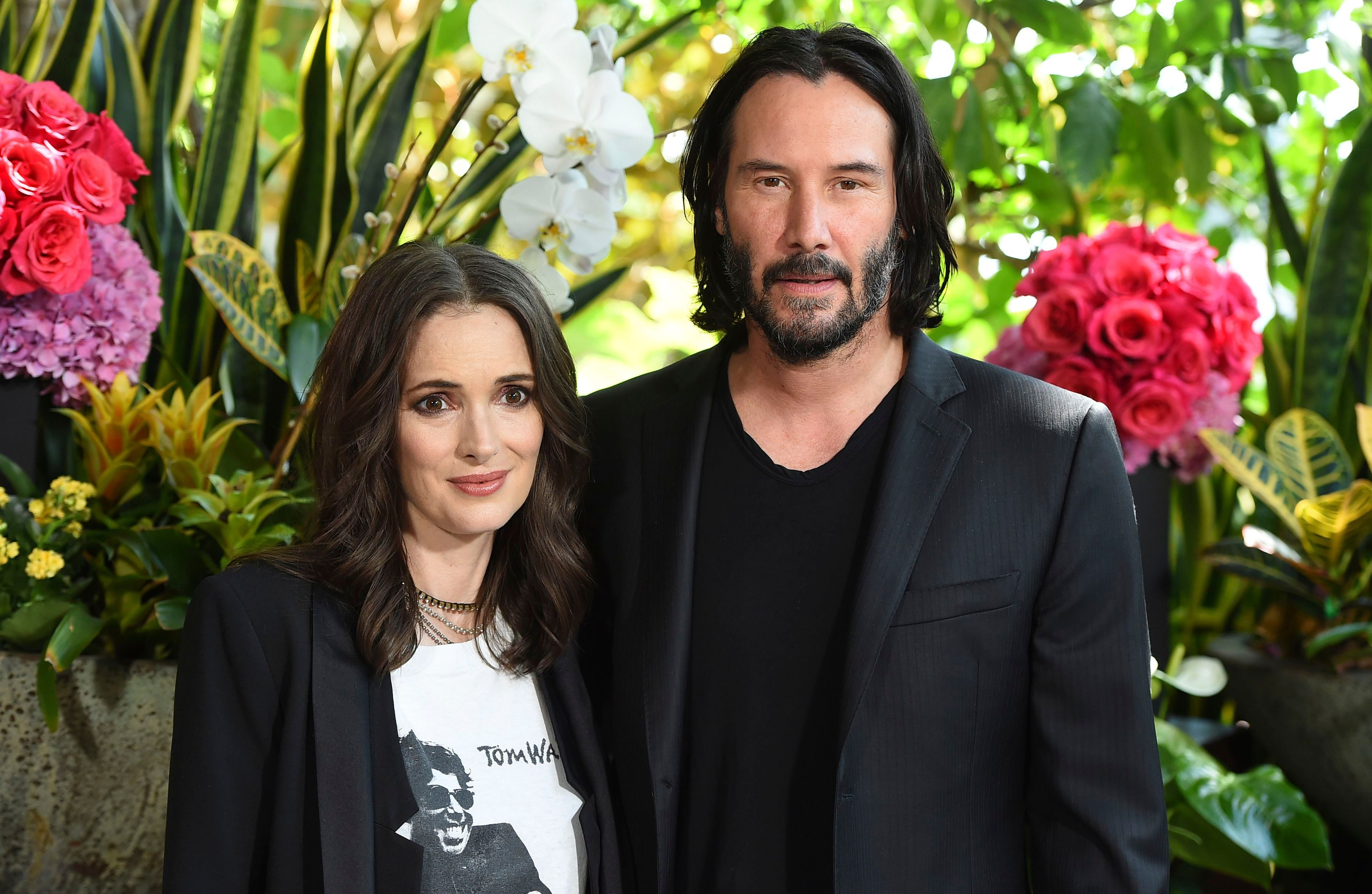 Keanu Reeves and Winona Ryder Might Be Legally Married, and We Have Francis Ford Coppola to Thank