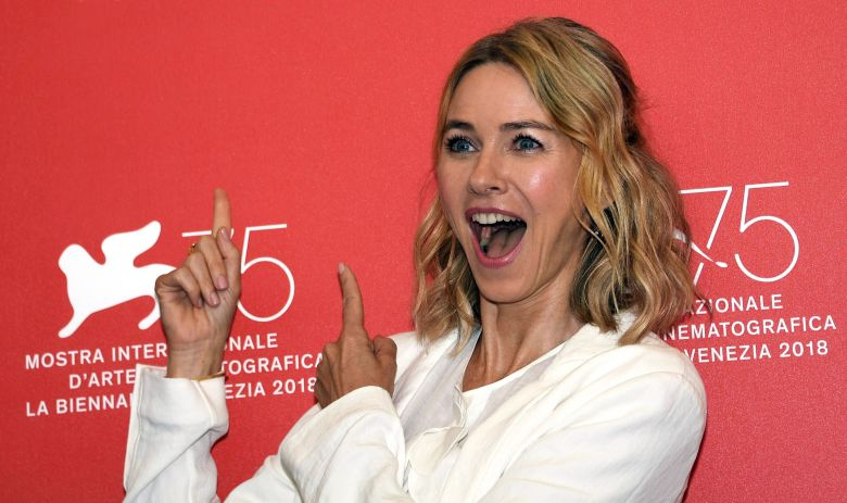 Member of the 'Venezia 75' jury Australian actress Naomi Watts poses during a photocall at the 75th annual Venice International Film Festival, in Venice, Italy, 29 August 2018. The festival runs from 29 August to 08 September 2018.75th Venice International Film Festival, Italy - 29 Aug 2018