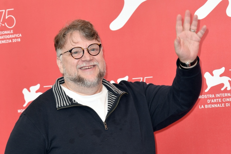 Venice Jury President Guillermo del Toro at the festival on August 29