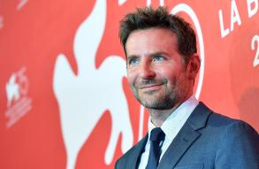 US director and actor Bradley Cooper poses during a photocall for 'A star is born' at the 75th annual Venice International Film Festival, in Venice, Italy, 31 August 2018. The movie is presented out of competition at the festival running from 29 August to 08 September.75th Venice International Film Festival, Italy - 31 Aug 2018