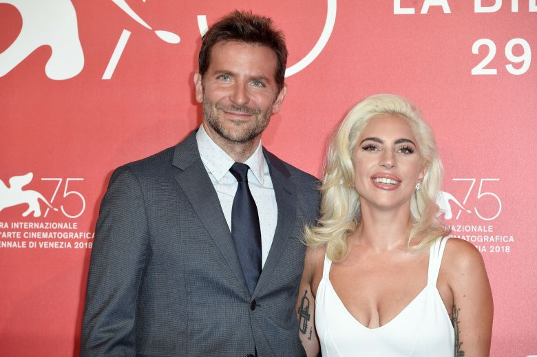 Bradley Cooper and Lady Gaga'A Star is Born' photocall, 75th Venice International Film Festival, Italy - 31 Aug 2018