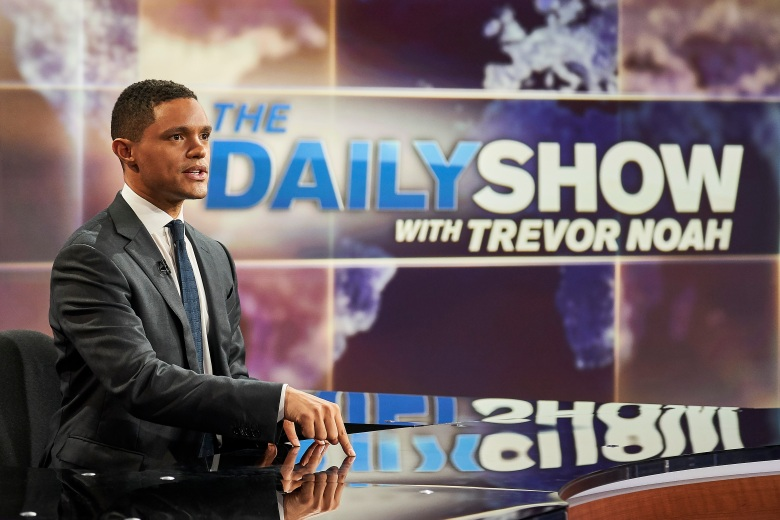 """The Daily Show with Trevor Noah"""