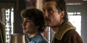 'White Boy Rick' Review: Matthew McConaughey and Richie Merritt Can't Salvage Bland Tale of Teen FBI Informant