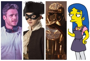 """Ibiza,"" ""Doctor Who,"" ""Star Wars,"" ""The Simpsons"""