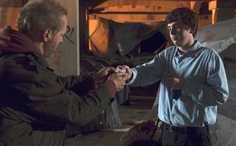 """Raphael Sbarge and Freddie Highmore, """"The Good Doctor"""""""