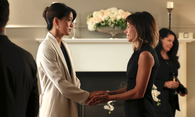 "Grace Park and Stephanie Szostak, ""A Million Little Things"""