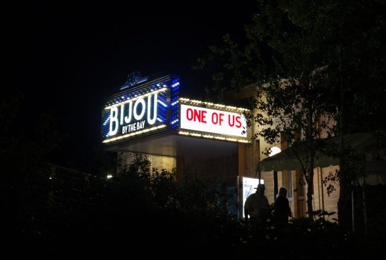 The Bijou Marquee