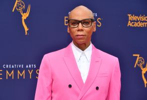 RuPaul Charles arrives at night two of the Television Academy's 2018 Creative Arts Emmy Awards at the Microsoft Theater, in Los AngelesTelevision Academy's 2018 Creative Arts Emmy Awards - Arrivals - Night Two, Los Angeles, USA - 09 Sep 2018