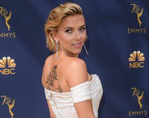 Scarlett Johansson70th Primetime Emmy Awards, Arrivals, Los Angeles, USA - 17 Sep 2018