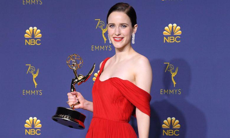 Rachel Brosnahan, Emmys