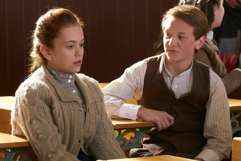 "Ella Ballentine and Drew Haytaoglu, ""Anne of Green Gables"""