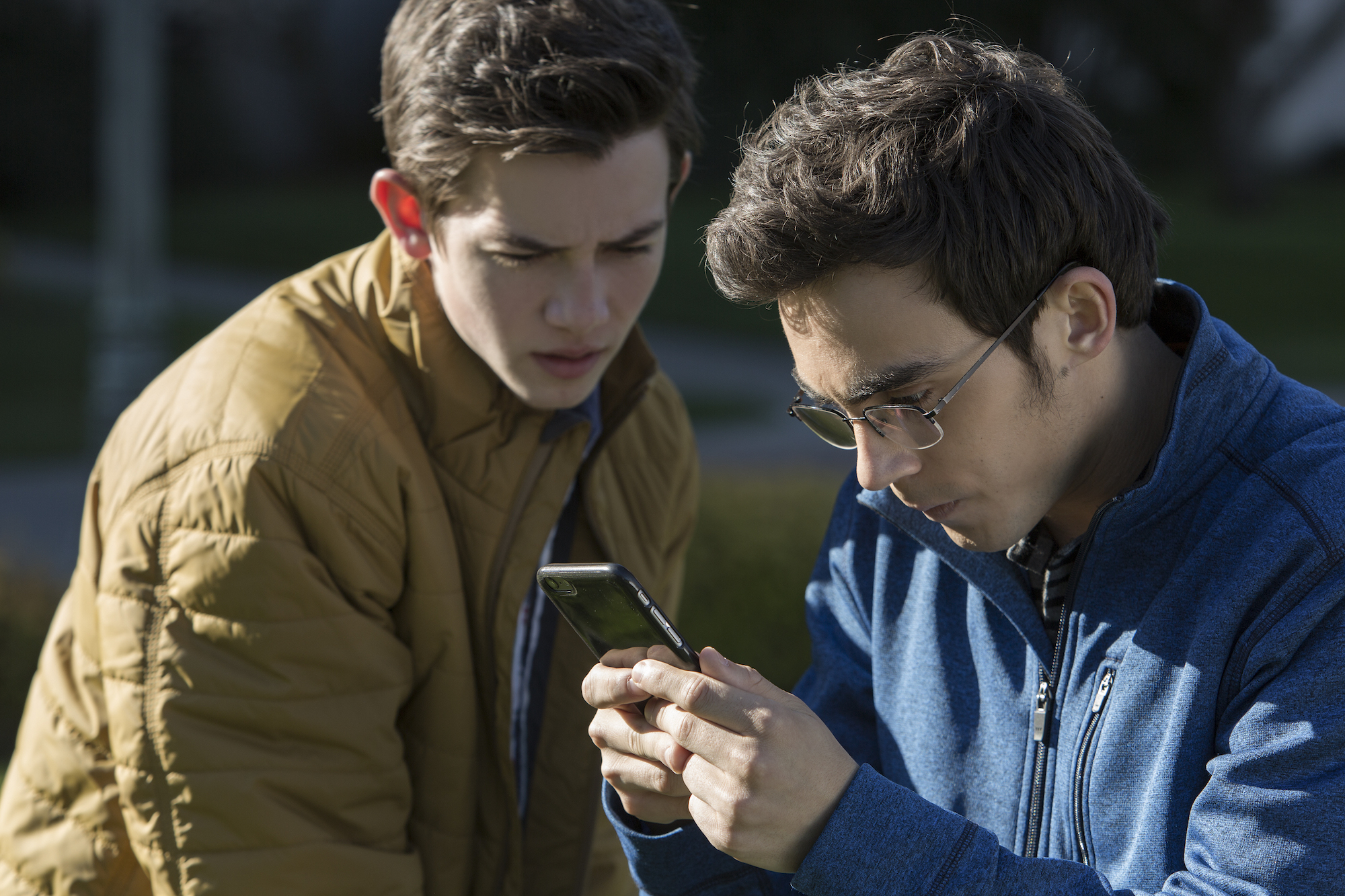 American Vandal Season 2 Peter Sam