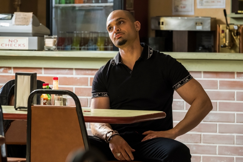 Michael Mando as Nacho Varga - Better Call Saul _ Season 4, Episode 8 - Photo Credit: Nicole Wilder/AMC/Sony Pictures Television