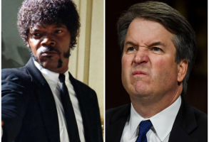 Brett Kavanaugh Pulp Fiction