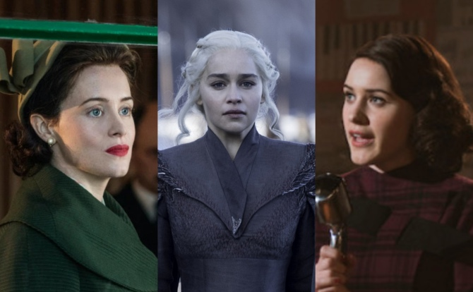 Emmys: HBO and Netflix Battle, While