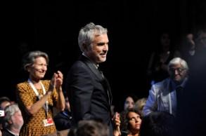 Alfonso CuaronAward Ceremony, Show, 75th Venice International Film Festival, Italy - 08 Sep 2018