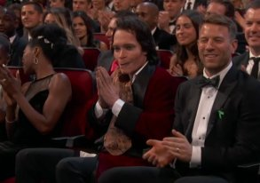 Teddy Perkins at the Emmys