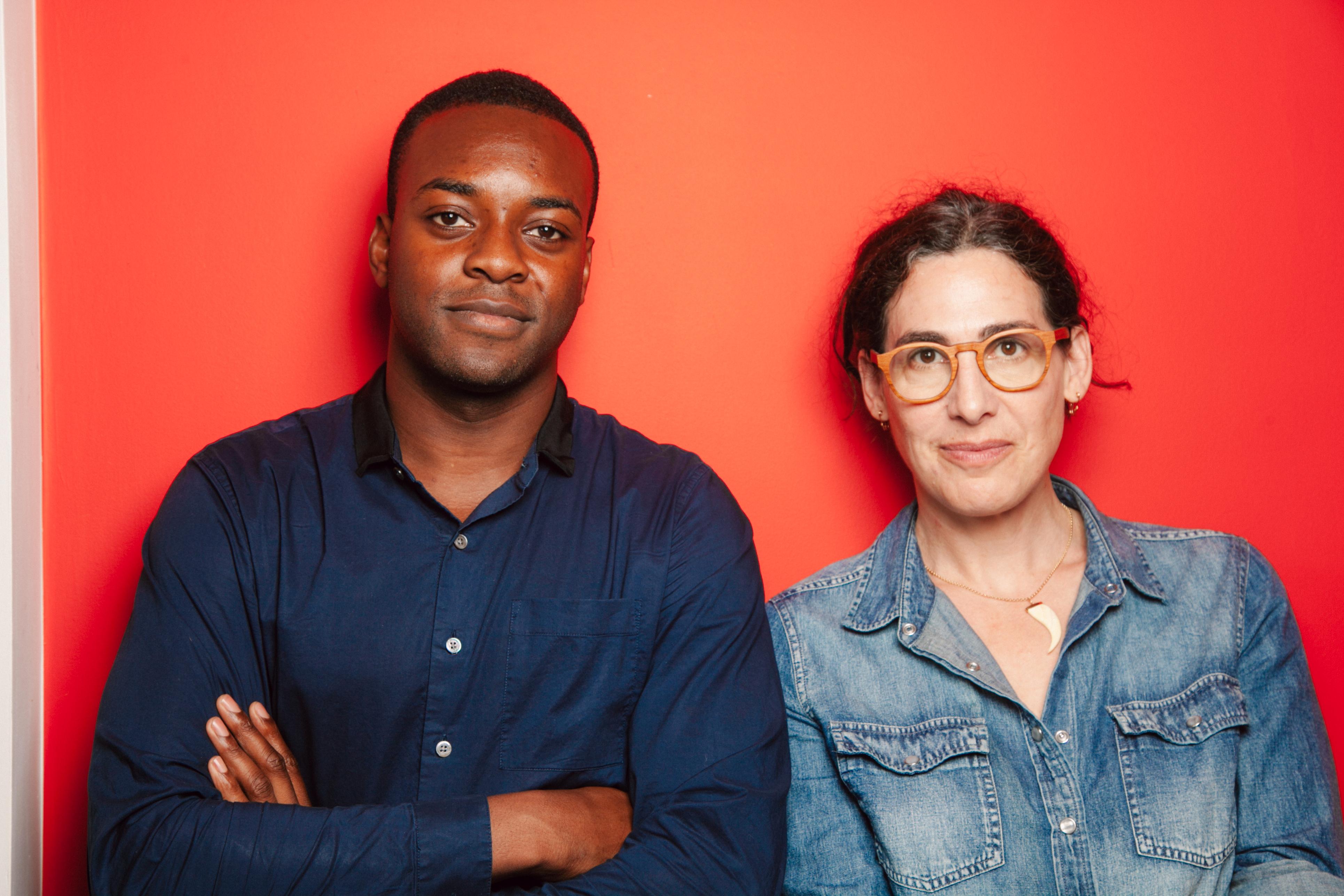 Serial Emmanuel Dzotsi and Sarah Koenig