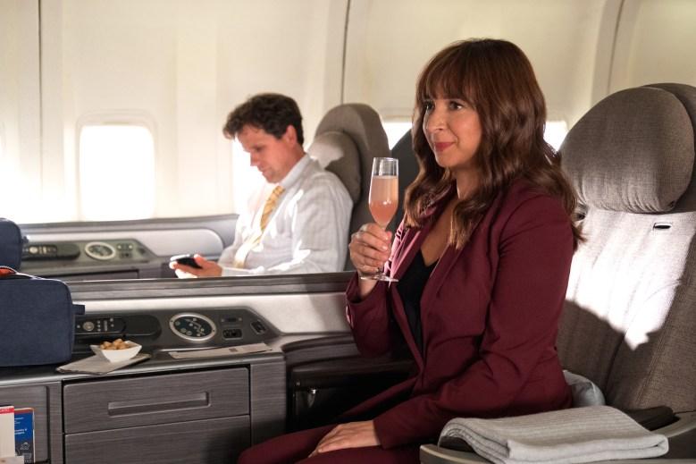 Forever Amazon Season 1 Plane