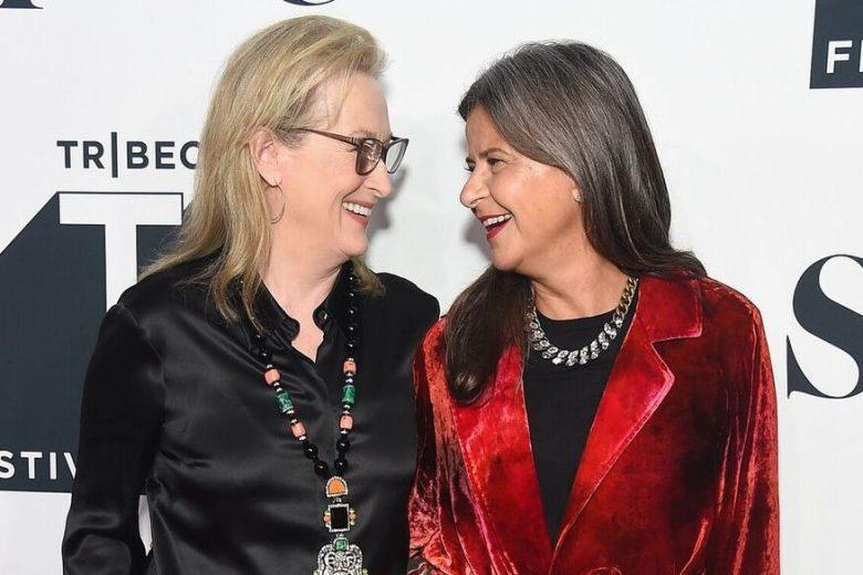 Meryl Streep Tracey Ullman Tribeca