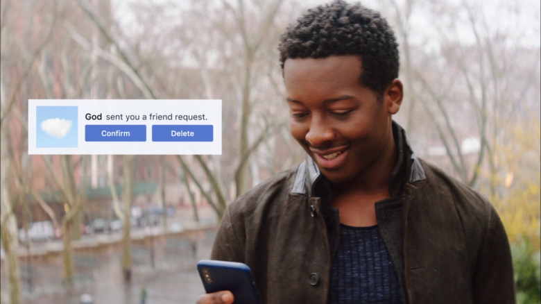 God Friended Me' Review: CBS Show is Trying Really, Really Hard