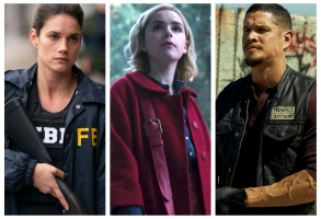 """FBI,"" ""Chilling Adventures of Sabrina,"" ""Mayans M.C."""