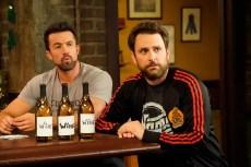 IT'S ALWAYS SUNNY IN PHILADELPHIA - Season 13.  Pictured: Rob McElhenney as Mac, Charlie Day as Charlie. CR: Patrick McElhenney/FX