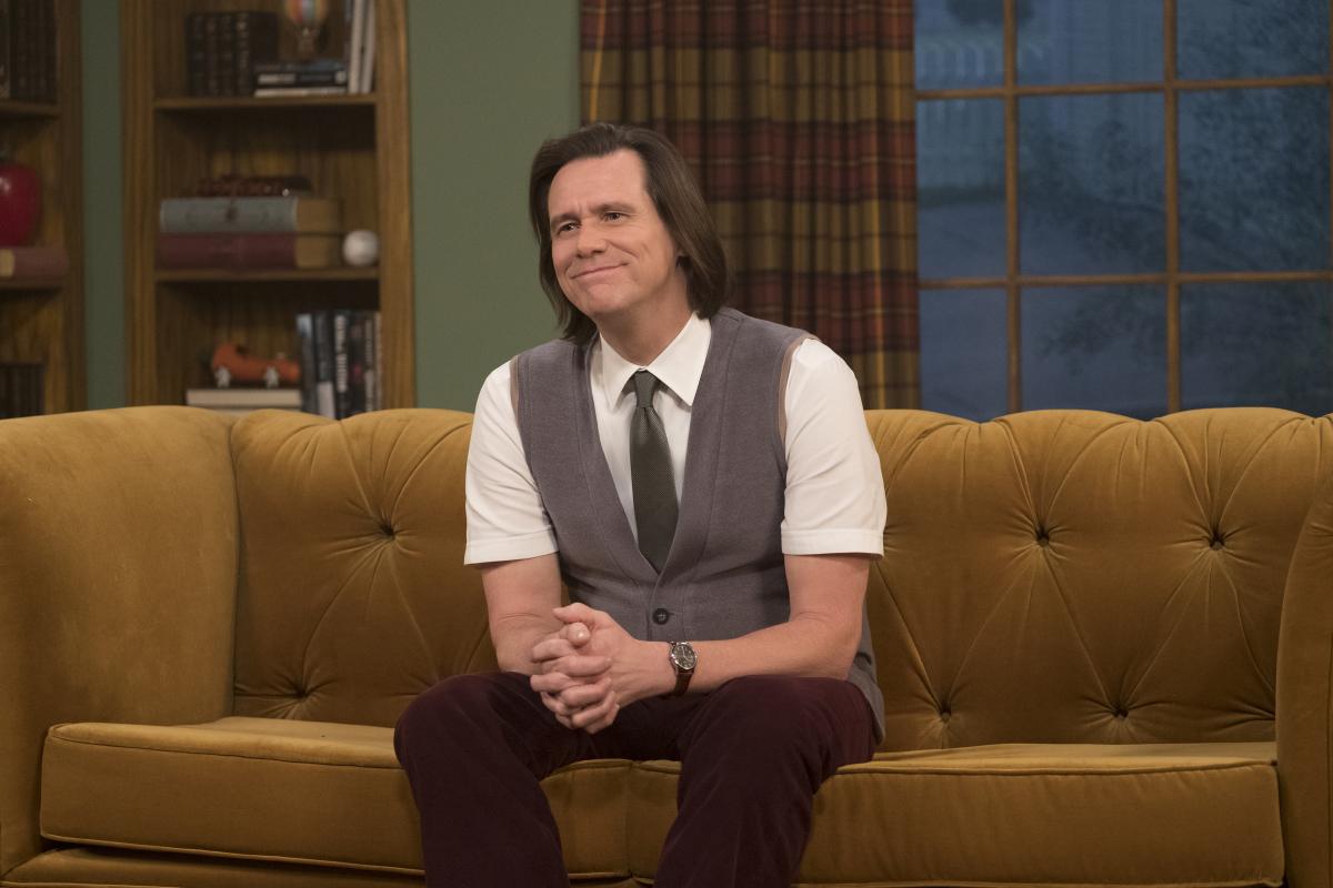 "Jim Carrey, ""Kidding"""