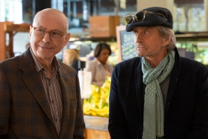 'The Kominsky Method' Trailer: Michael Douglas and Alan Arkin Face Death Head-On