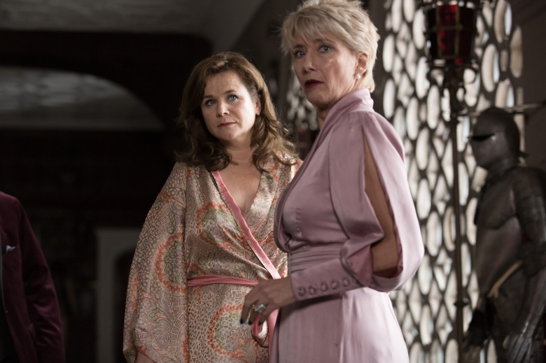 "Emily Watson and Emma Thompson, ""King Lear"""