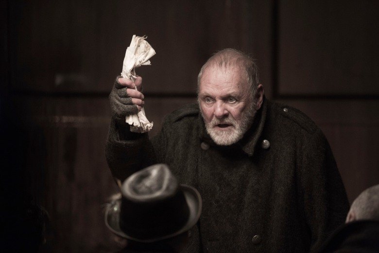 "Anthony Hopkins, ""King Lear"""