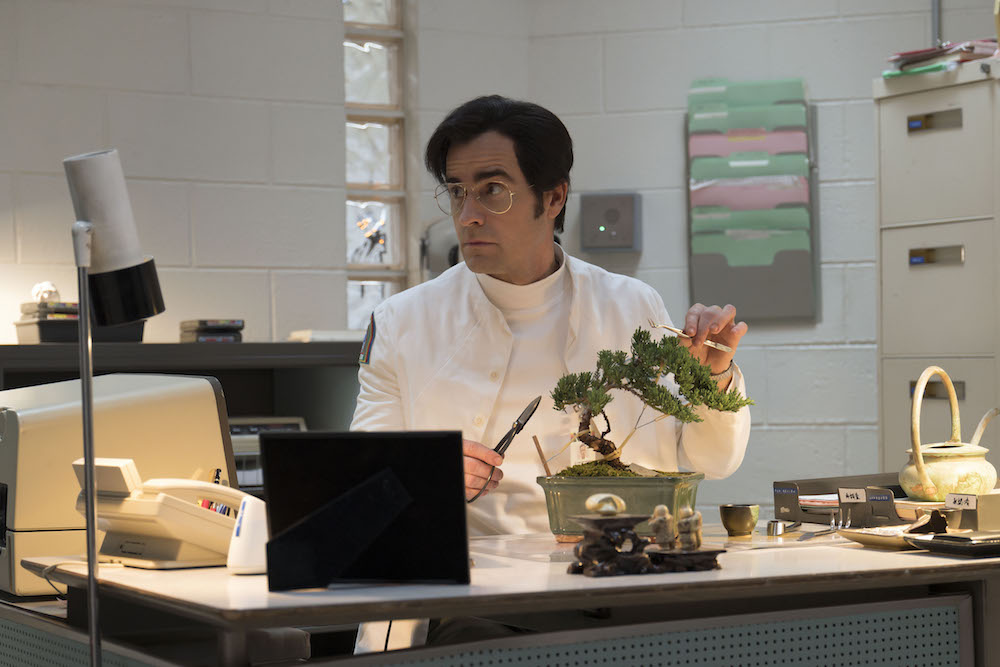 "Maniac""Maniac"" Justin Theroux Episode 8 Netflix"