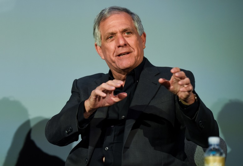 Leslie Moonves - Keynote ConversationVariety's Innovate Summit, Los Angeles, USA - 29 Nov 2017